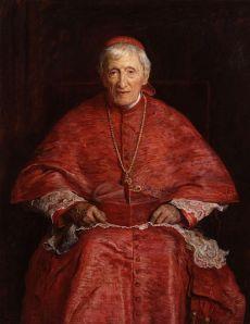 Portrait of John Henry Newman