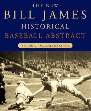 New Bill James Historical Abstract