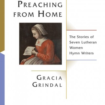 Grindal, Preaching from Home