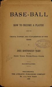Ward, Base-Ball