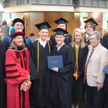 Bethel History Graduates, 2012