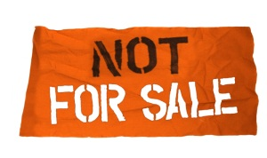 Not For Sale logo