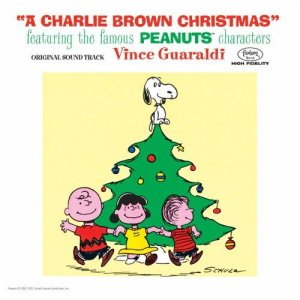 Charlie Brown Christmas album