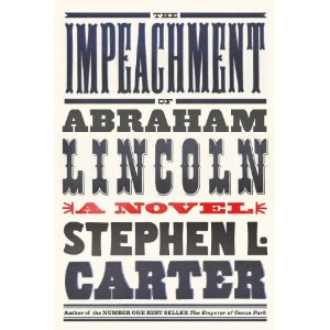 Carter, The Impeachment of Abraham Lincoln