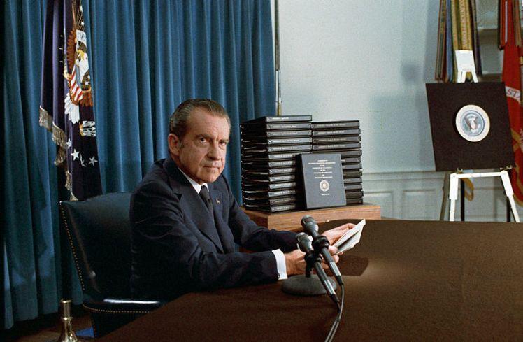 Richard Nixon and the Watergate Transcript