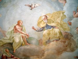 Rossetti, Holy Trinity