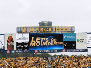 West Virginia Football Fans, 2011