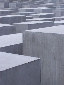 The Berlin Memorial to the Murdered Jews of Europe