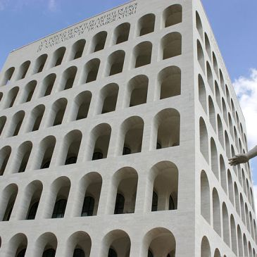 The Palazzo della Civiltà Italiana