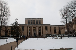 Pattee and Paterno Library