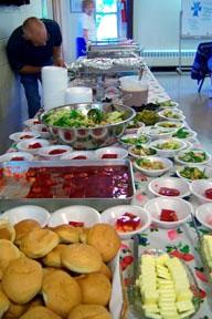 Church Potluck Supper