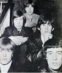 Rolling Stones ad, 1965