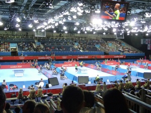 Table Tennis at the 2012 Olympics