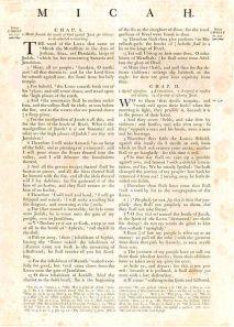 John Baskerville's Bible (1763)
