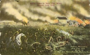 Battle at New Ulm, Minnesota