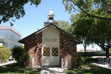Prayer Chapel at Biola