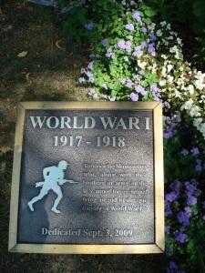 MN State Fair WWI Memorial
