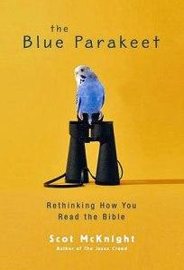 McKnight, The Blue Parakeet