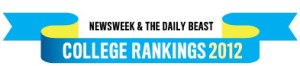 Newsweek/Daily Beast College Rankings Logo