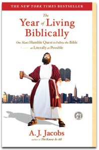 Jacobs, The Year of Living Biblically