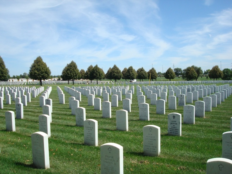 Fort Snelling National Cemetery
