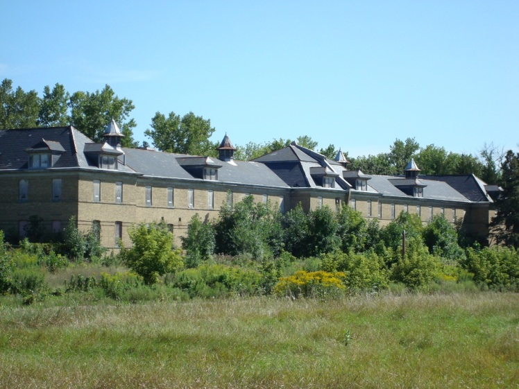 Fort Snelling's Upper Post