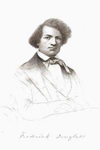 Frederick Douglass, 1845