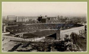 Memorial Stadium, 1924