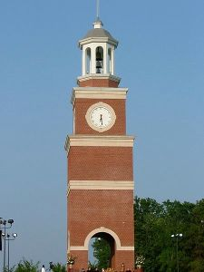 Miller Tower at Union University