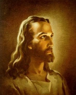 Sallman, The Head of Christ