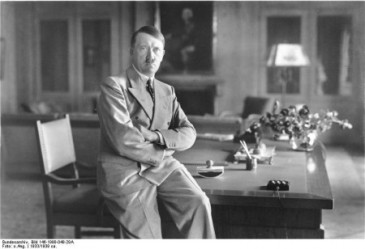 Adolf Hitler in 1933