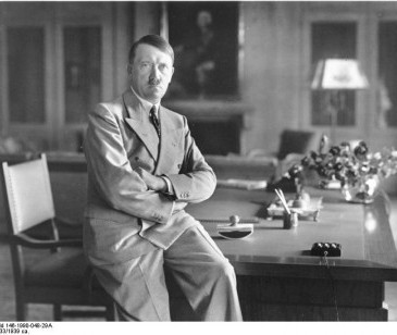 Adolf Hitler in 1933
