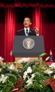 Barack Obama in 2009