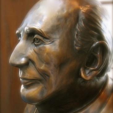 Bust of Bob Jones, Jr.