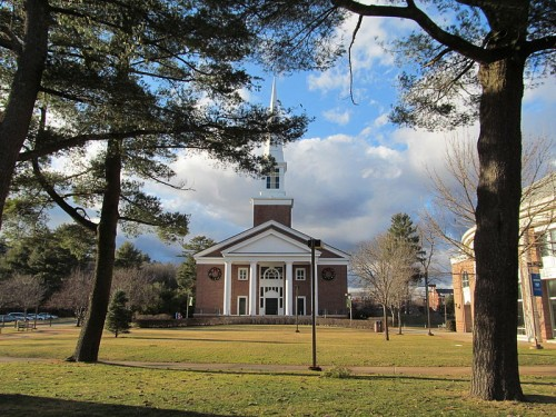 Gordon Memorial Chapel
