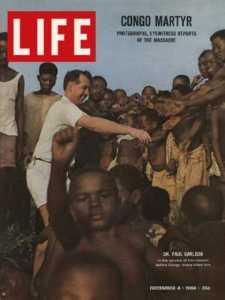 Paul Carlson on Life magazine