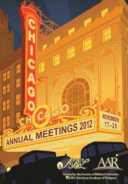 AAR/SBL 2012 poster