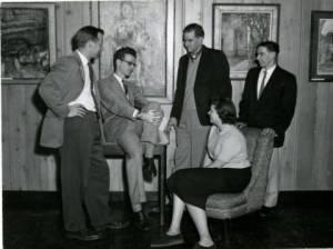 "Bethel's ""Cultural Council"" in 1958"