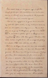 Manuscript of the Gettysburg Address
