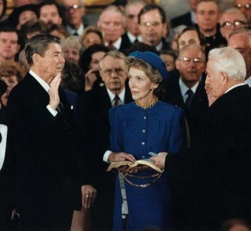 Ronald Reagan's 2nd Inauguration