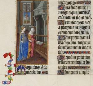 15th c. Magnificat
