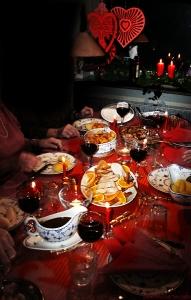 Danish Christmas dinner
