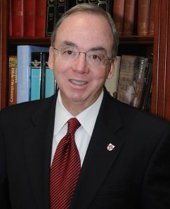 David Dockery, president of Union University