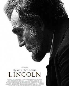 Poster for Lincoln (2012)