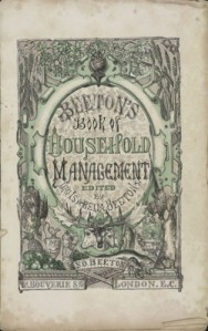 Mrs Beeton's Book of Household Management (1861)