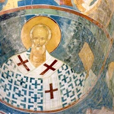 St. Nicholas of Myra (270-343)