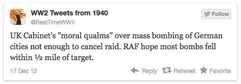 WW2 Tweet