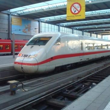 Munich's Hauptbahnhof