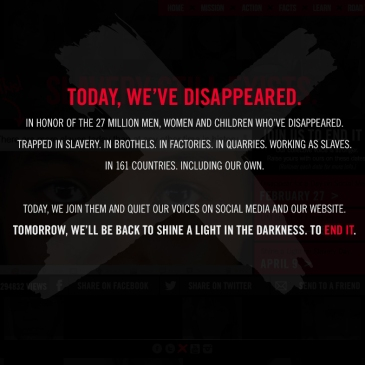 END IT: Disappear for a Day