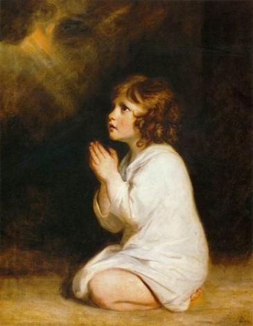 Reynolds, The Infant Samuel